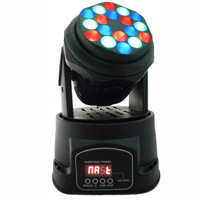 Cabeza Movil Led Motorizada 4 En 1 Multicolor Rgbw DJ